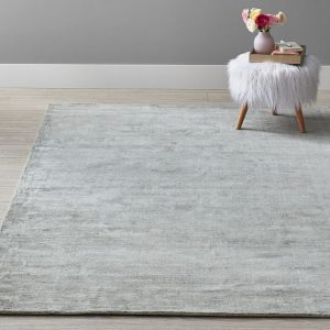 Is my rug Silk or Viscose?